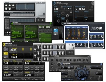 Audio Damage Plugins Pack 2015.09.28