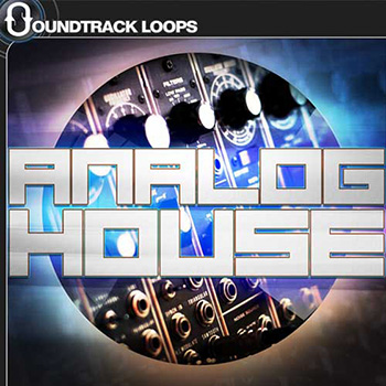 Сэмплы Soundtrack Loops Analog House