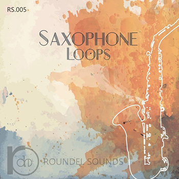 Сэмплы саксофона - Roundel Sounds Saxophone Loops Vol.1