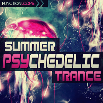 Сэмплы Function Loops Summer Psychedelic Trance