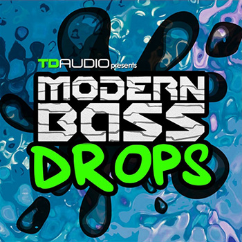 Сэмплы Industrial Strength TD Audio Modern Bass Drops