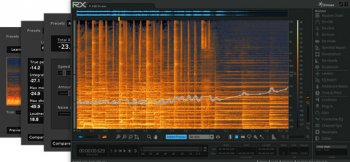iZotope RX 6 Advanced Audio Editor v6.00 x86 x64
