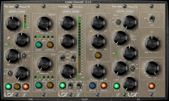 Plugin Alliance Lindell 100 Bundle v1.1.0 x86 x64