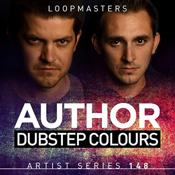 Сэмплы Loopmasters Author Dubstep Colours