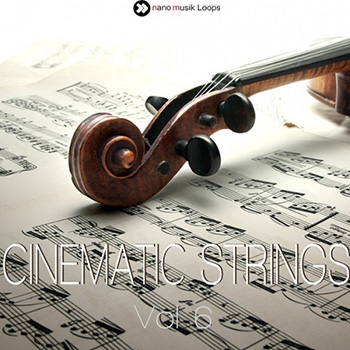Сэмплы Nano Musik Loops Cinematic Strings Vol 6