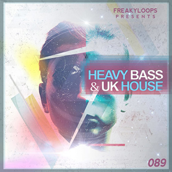Сэмплы Freaky Loops Heavy Bass and UK House
