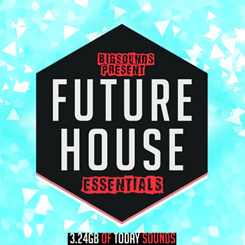 Сэмплы Big Sounds Future House Essentials