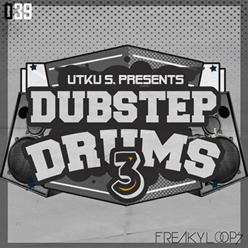Сэмплы Freaky Loops Dubstep Drums 3