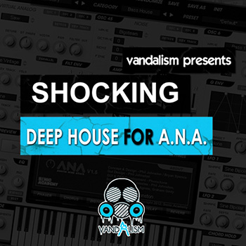 Пресеты Vandalism Shocking Deep House for ANA