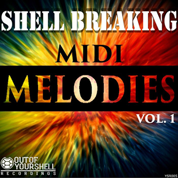 MIDI файлы - Out Of Your Shell Sounds Shell Breaking Melodies Vol.1