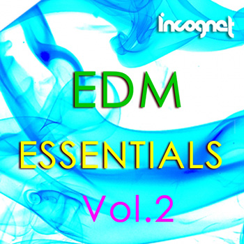 Сэмплы Incognet EDM Essentials Vol.2