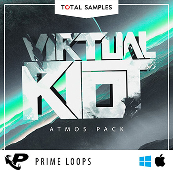Сэмплы Total Samples - Virtual Riot Atmos Pack