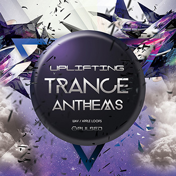 Сэмплы Pulsed Records Pulsed Uplifting Trance Anthems