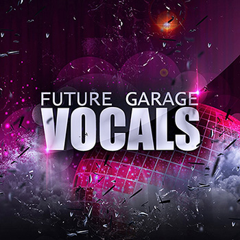 Сэмплы Pulsed Records Future Garage Vocals