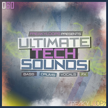 Сэмплы Freaky Loops Ultimate Tech Sounds