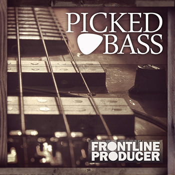 Сэмплы Frontline Producer Picked Bass