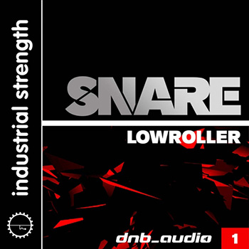 Сэмплы Industrial Strength DnB Audio Snare