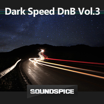Сэмплы Soundspice Dark Speed DnB Vol.3