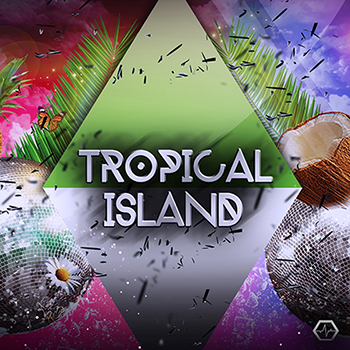 Сэмплы Pulsed Records Tropical Island