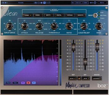 Boz Digital Labs Manic Compressor v1.0.3 x86 x64