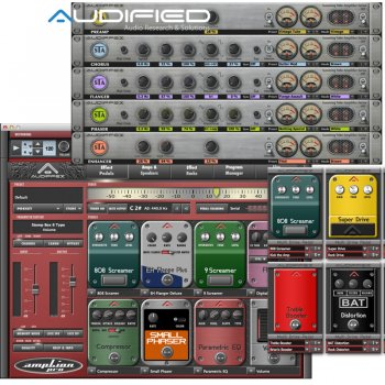 Audified Plugins Pack by R2R