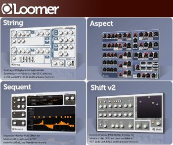 Loomer Plugins Pack by R2R