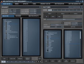 MeldaProduction MDrummer Large v6.04 x86 x64