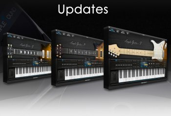 Ample Sound Plugin Updates by R2R