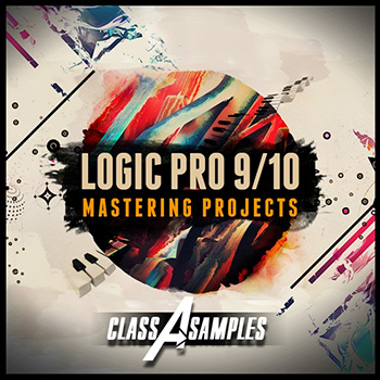 Проекты для Logic Pro - Class A Samples Logic Pro 9 and 10 Mastering Projects