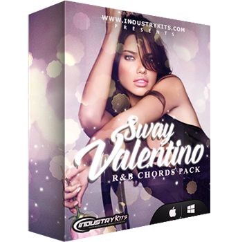 Сэмплы IndustryKits Sway Valentino R&B Chords Pack
