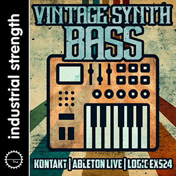 Сэмплы Industrial Strength Vintage Synth Bass