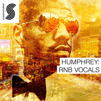 Сэмплы вокала - Samplephonics Humphrey RNB Vocals