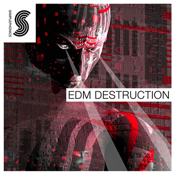 Сэмплы Samplephonics EDM Destruction