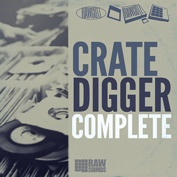Сэмплы Rawcutz Crate Digger Complete