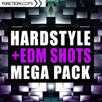 Сэмплы Function Loops - Hardstyle and EDM Shots Mega Pack
