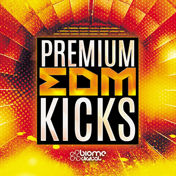 Сэмплы бочек - Biome Digital Premium EDM Kicks