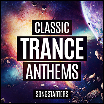 Сэмплы Trance Euphoria Classic Trance Anthems Songstarters