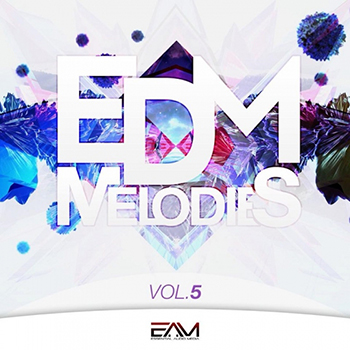 MIDI файлы - Essential Audio Media EDM Melodies Vol.5