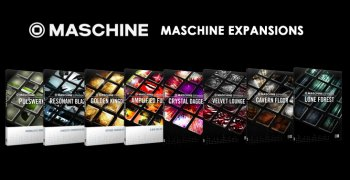 Расширения Native Instruments Maschine Expansions Bundle (Maschine 2)