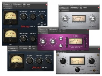 Avid Plugins Pack by AudioUTOPiA