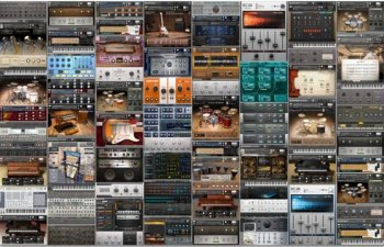 Обновления Native Instruments Update Pack 17.12.2015 by R2R