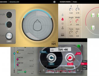 Noise Makers Plugins Pack by R2R