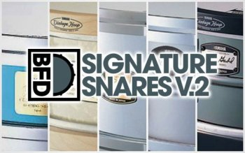 FXpansion BFD Signature Snares Vol.2 v1.0.0