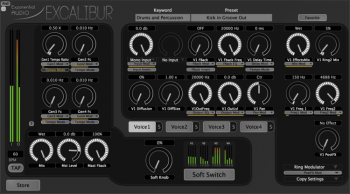 Exponential Audio Excalibur v1.0.5 AAX VST2