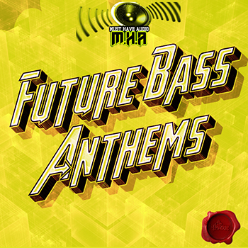 Сэмплы Fox Samples - Must Have Audio Future Bass Features