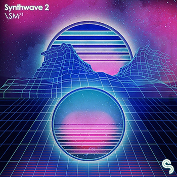 Сэмплы Sample Magic - Synthwave 2