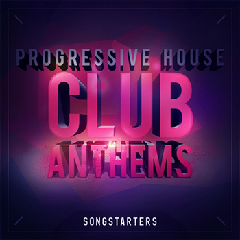 Сэмплы Mainroom Warehouse Progressive House Club Anthems