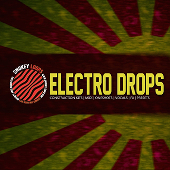 Сэмплы Smokey Loops - Electro Drops
