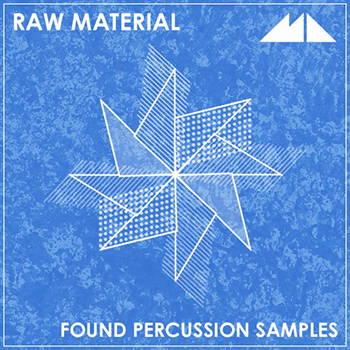 Сэмплы перкуссии -  ModeAudio - Raw Material Found Percussion Samples