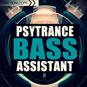 Сэмплы Function Loops PsyTrance Bass Assistant
